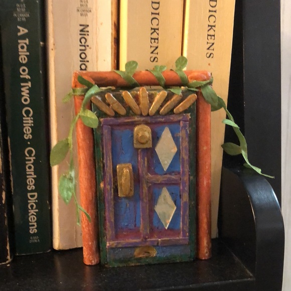 Custom-Magnetic-Fairy-Door-Hide-a-Key-Decoy